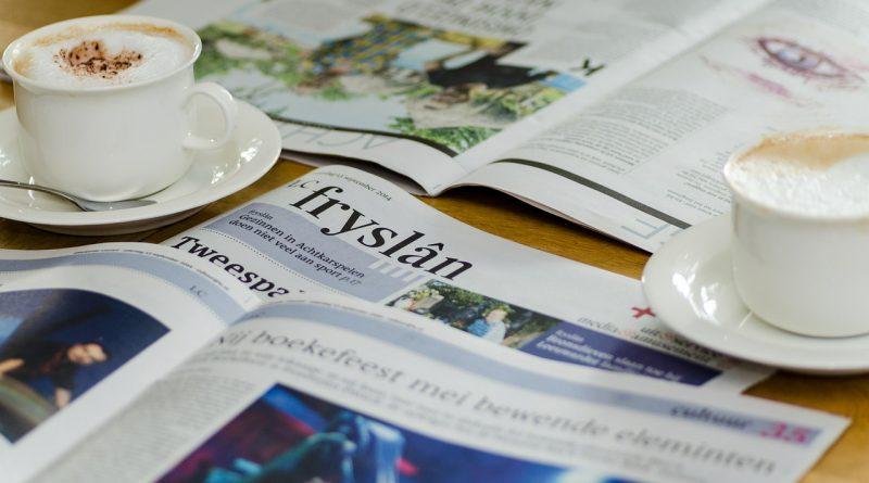 newspapers 444453 1280 800x445 - News with Coffee